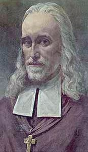 Portrait of Saint Oliver Plunkett