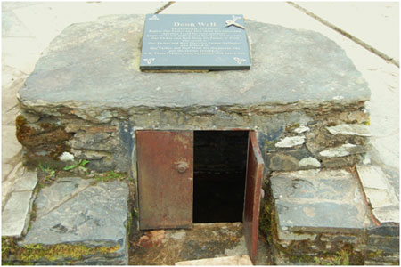 Holy Well At Doon