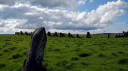 Beltany Celtic Stone Circle
