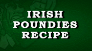 Irish Poundies Recipe