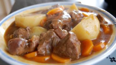 Traditional Irish Stew Recipe