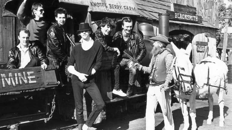 Photo of The Boomtown Rats