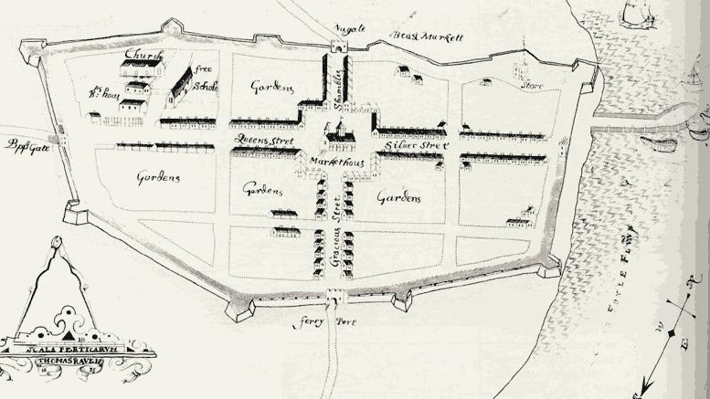 Plantation Of Derry