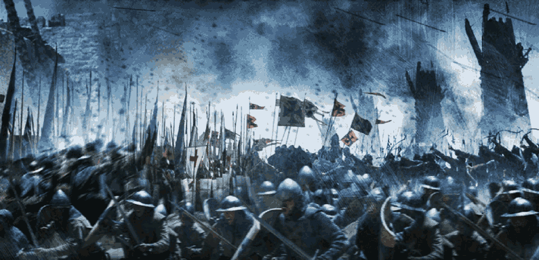 Anglo-Normans Invade Ulaid