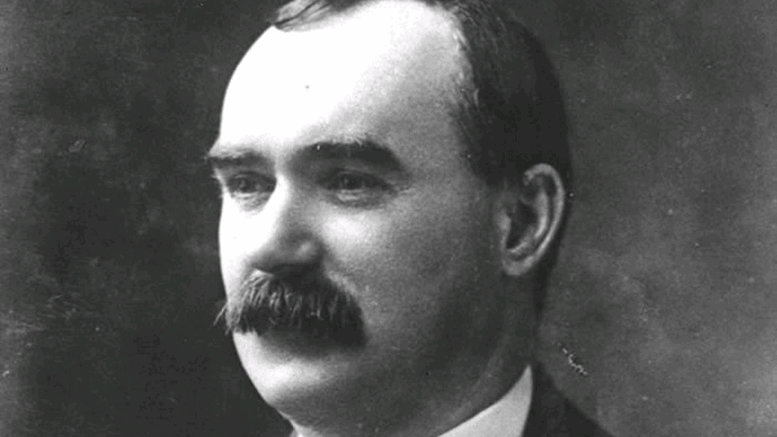 History of James Connolly