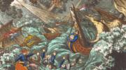 French Fleet Fail At Irish Invasion