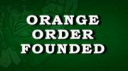 Orange Order is formed