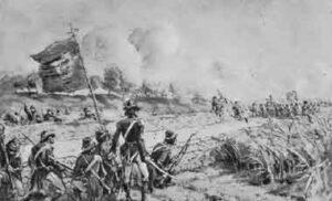 Battle of Killala in 1798