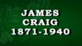 History of James Craig