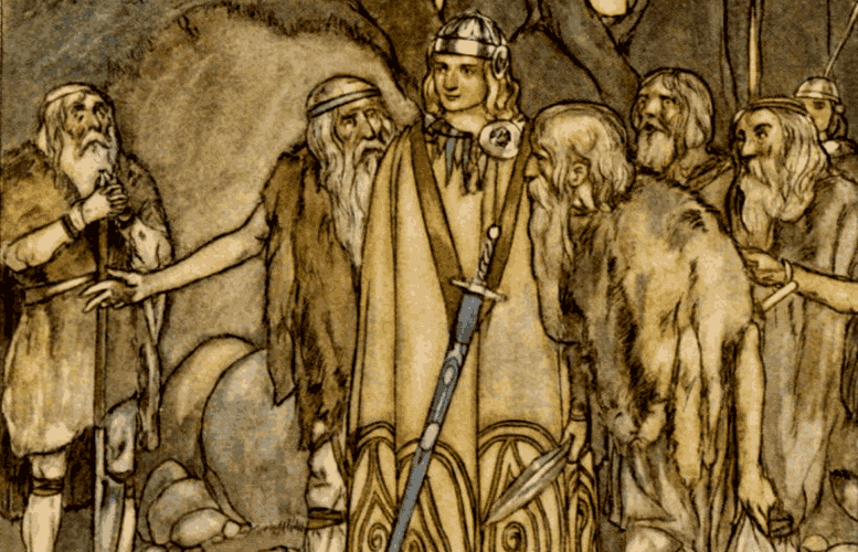 the culture and customs of the iron age celts in early irish myths and sagas Your irish culture brings ireland closer bronze age period iron age period early christian (gaeilge) is an indo-european language of the celtic family.
