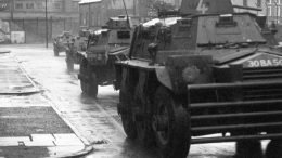Armored vehicles in Operation Banner