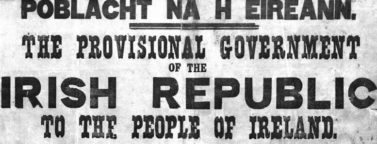 Proclamation of the Irish Republic