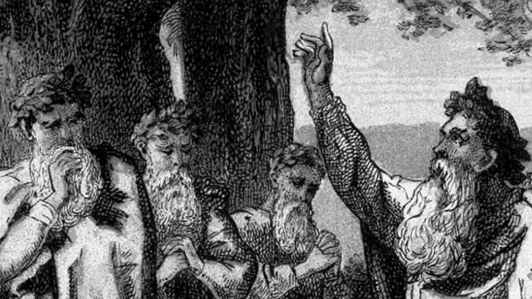 Cathbad the Druid