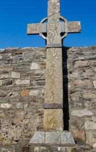 High Cross at Ray Church